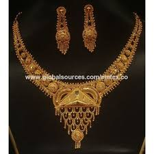 gold plated necklace pendants images India gold plated jewelry manufacturer necklace pendant earring jpg