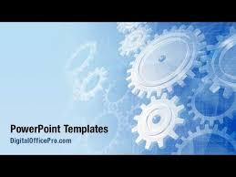 mechanical powerpoint template backgrounds digitalofficepro
