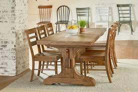 round farmhouse dining table crafty inspiration farm dining room tables farmhouse table fabulous
