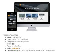 10 free and stunning html5 landing pages vivio blog