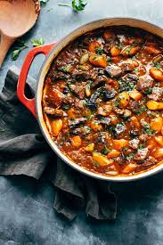 ina beef stew life changing instant pot beef stew recipe pinch of yum