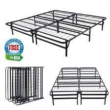 No Box Spring Bed Frame Spa Sensations Steel Beds U0026 Bed Frames Ebay