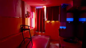 hostel amsterdam red light district visit the inside of a window brothel in the red light district