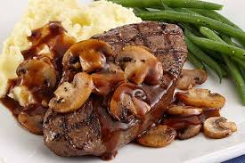 marsala cuisine sirloin steak in marsala sauce drager farms llc
