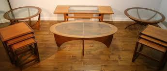 modern nest of tables uk home vintage retro
