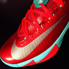 christmas kd 6 nike kd 6 christmas yet another look sneakerfiles