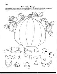 Cut And Paste Halloween Printables by Cut Out Halloween Activities U2013 Festival Collections