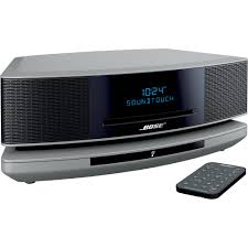 Bose Kitchen Radio Under Cabinet by Bose Wave Soundtouch Music System Iv Silver Walmart Com