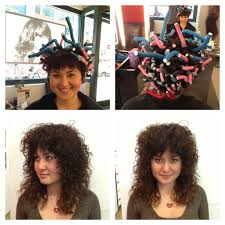 the american wave hair style texture makeover curl expansion with an american wave stylenoted