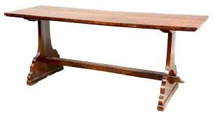 antique italian rustic tuscan refectory style walnut table