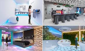 home design expo sydney sydney installation offers glimpse at house of the future daily
