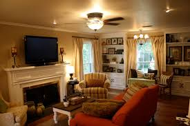 remodelaholic updated living room from italian to country cottage