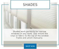 Blinds Outside Of Window Frame Shop Blinds U0026 Window Shades At Lowes Com