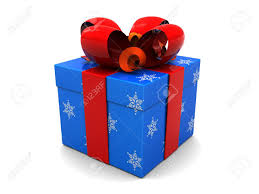 christmas present boxes 3d illustration of christmas present box white background