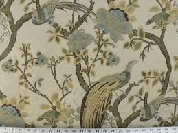 Upholstery Fabric With Birds Phoenix Celery Best Fabric Store Online Drapery And Upholstery