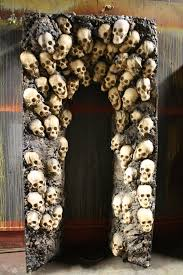 Scary Halloween Decorations For Cheap by Halloween Outside Decorations Cheap Homemade 33 Best Scary