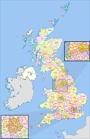 Norfolk Va Zip Code Map by List Of Postcode Districts In The United Kingdom Wikipedia
