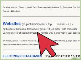 cara membuat daftar pustaka dari internet tanpa nama 3 cara untuk mencantumkan situs web pada daftar pustaka wikihow