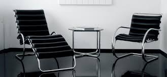 Mies Van Der Rohe Bench Mies Van Der Rohe Lounge Chair Zerafino