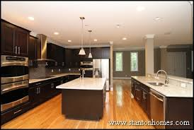 dark cabinets with light granite best color combinations photos