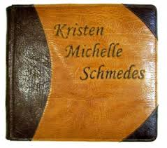 leather memory book leather memory books and scrapbooks personalized from powell