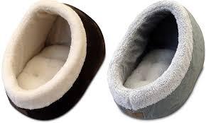 akc cozy cave pet bed groupon