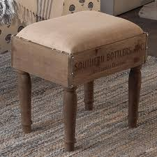 Foot Ottomans Ottomans Footstools Poufs Shades Of Light