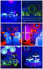 Neon Themed Decorations 43 Best Graduation Projects Images On Pinterest Neon Glow