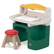 Arts And Craft Storage For Kids - amazon com step2 art master activity desk for toddlers kids