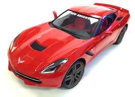 remote corvette rc 1 8 scale c7 corvette stingray released