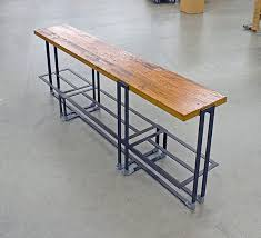 Commercial Table Charleston Forge Custom Work