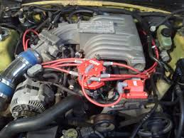 95 mustang engine msd mustang pro billet distributor 8455 94 95 5 0l free shipping