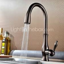 kitchen faucets bronze antique pullout spray sidespray pre rinse brass rubbed bronze