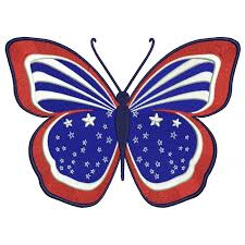 butterfly flag 4th of july independence day filled machine embroidery digitized design pattern 700x700 jpg