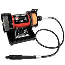 Bench Grinders Review Neiko 10207a 3 Inch Mini Bench Grinder And Polisher With Flexible