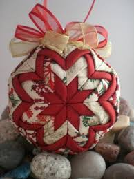 Quilted Christmas Ornaments To Make - quilted christmas ornaments