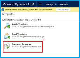 how to generate excel templates in dynamics crm 2016