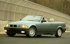 1996 bmw 318i convertible review used 1995 bmw 3 series convertible pricing for sale edmunds