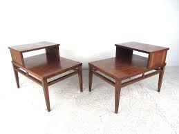 lane furniture coffee table mid century modern two tier end tables lane furniture lift top