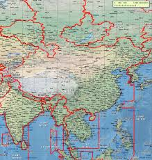 Time Zone Maps by China Time