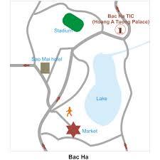 Hmong Map Bac Ha Market Vietnam Can Cau Market Vietnam Bac Ha Market Bac Ha