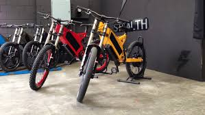 road legal motocross bikes for sale gizmodo test drives stealth bikes australian technology meets