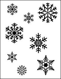 54 best stencils images on snowflake stencil drawing