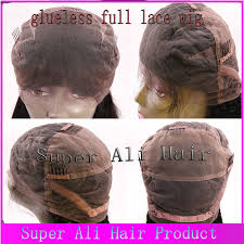 gray hair pieces for american 2015 short ombre brazilian wigs sliver grey hair full lace human