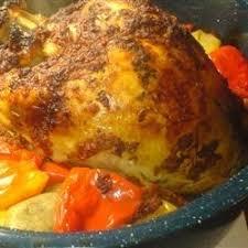 Spicy Thanksgiving Turkey Recipe Roast Turkey Recipes Allrecipes Com