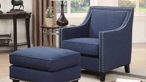 beautiful navy blue accent chair navy blue accent chair ideas