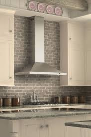 ductless range hood rangehood with stove and cabinets for