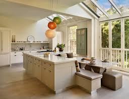 kitchen fantastic modern kitchen bench seating with round modern