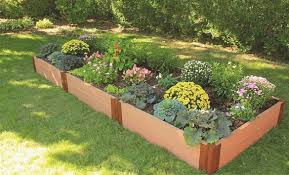 raised garden bed kit plans home outdoor decoration