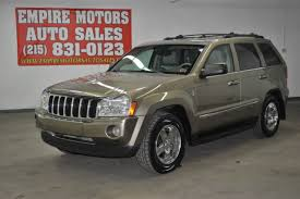 2006 jeep grand limited 5 7 hemi 05 jeep grand limited 5 7l v8 hemi 4wd leather navi